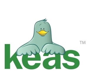 Keas on Logo