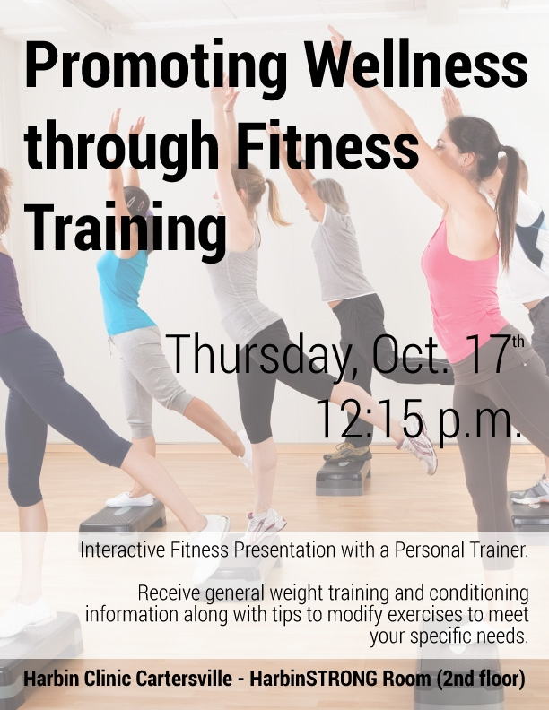 Cartersville Fitness Oct 17