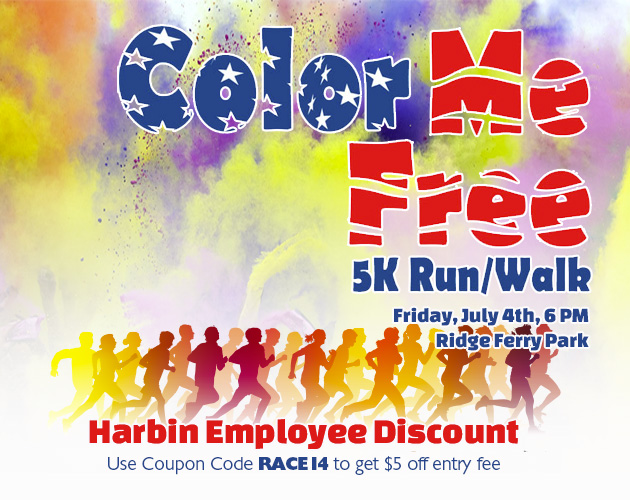 Color Me Free Run