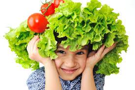 lettuce head kid