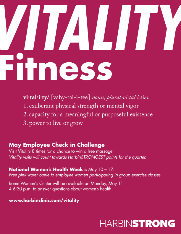 Employee and Womens Health promo