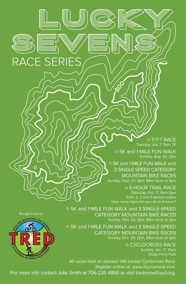 Lucky Seven Race Series