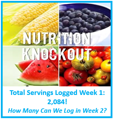 week 1 totals