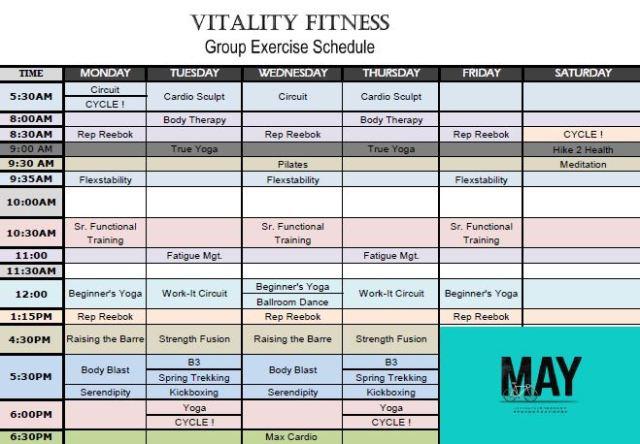 vitality may