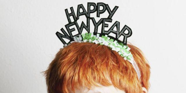 New Years tiara