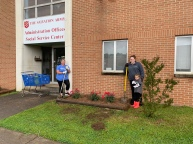Salvation Army gardeners 2