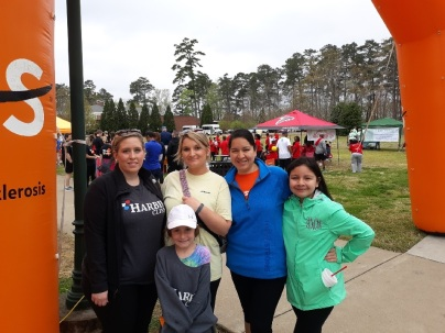 Urology at MS Walk 2