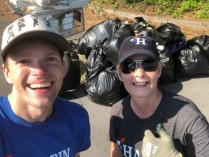 Harbin Community Cleanup May 18 1