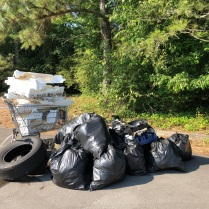 Harbin Community Cleanup May 18 2