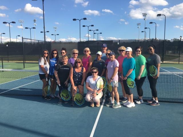 Tennis apprentice June 20