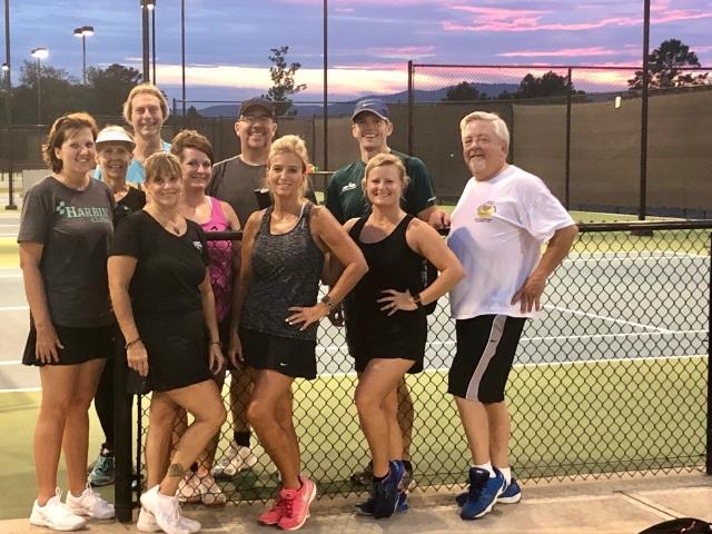 Team Tennis July 15